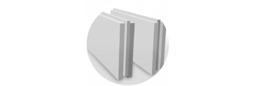 Пазогребневая плита (ПГП)