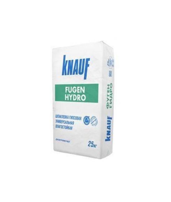 Шпаклевка гипсовая влагостойкая Knauf Fugen Hydro