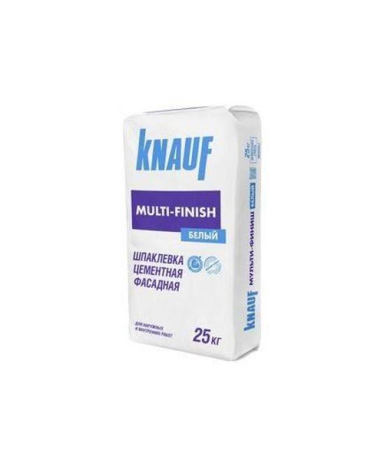 Шпаклёвка Knauf Multi-Finish Белый