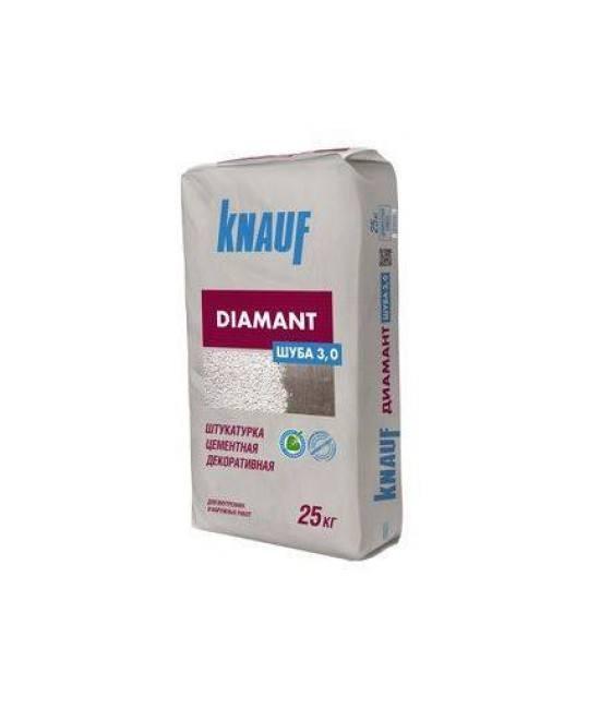 Декоративная штукатурка цементная Knauf Diamant