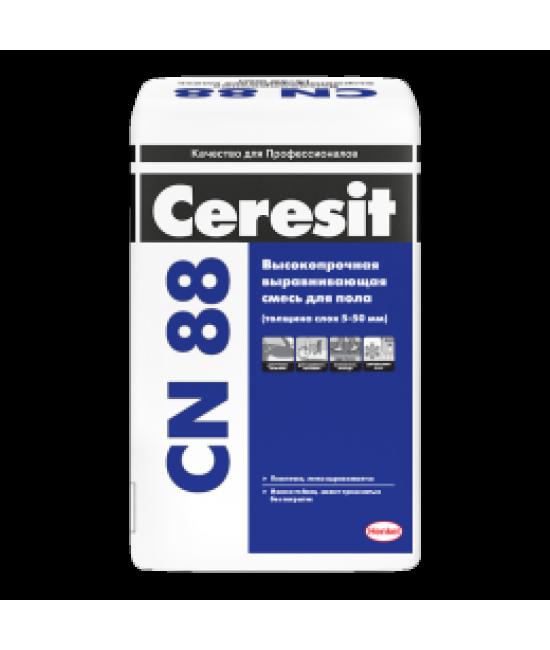 Смесь для выравнивания Ceresit CN 88