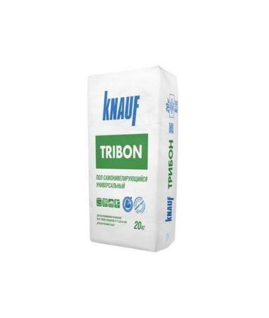 Стяжка цементная Knauf Tribon, 30 кг